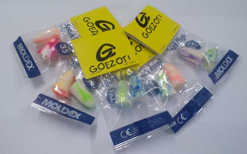 Promotional Earplugs 1
