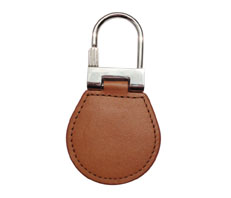 RFID Leather Keyfob 5
