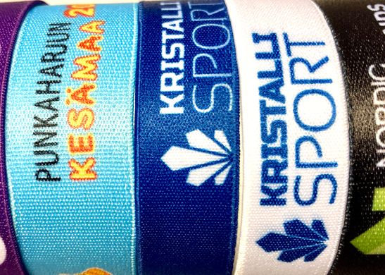 Stretch Charity Wristbands